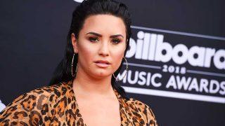 Demi Lovato, en los premios Billboard / Gtres