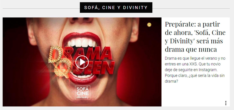 Drama Queen de Divinity