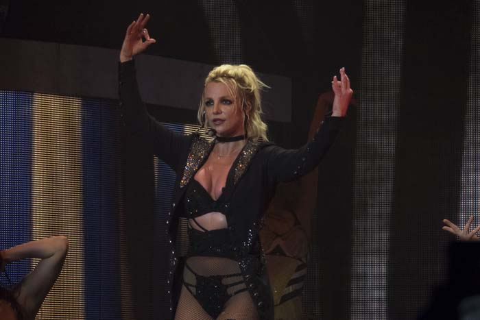 Britney Spears Cabaret