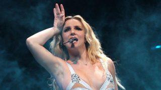 Galería: los looks del concierto de Britney en su mejor momento / Gtres