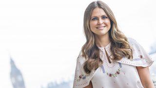 Magdalena de Suecia en Londres/ Gtres