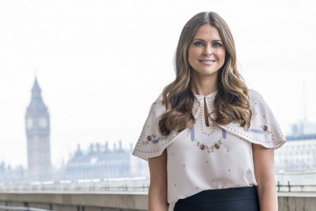 Magdalena en Londres/ Gtres