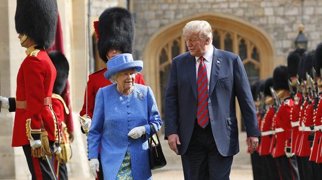 Los verdaderos motivos del 'plantón' de Felipe de Edimburgo a Trump