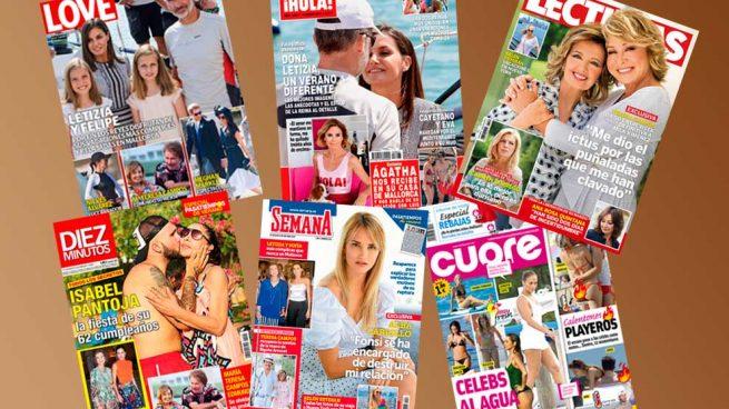 Revistas del 8 agosto