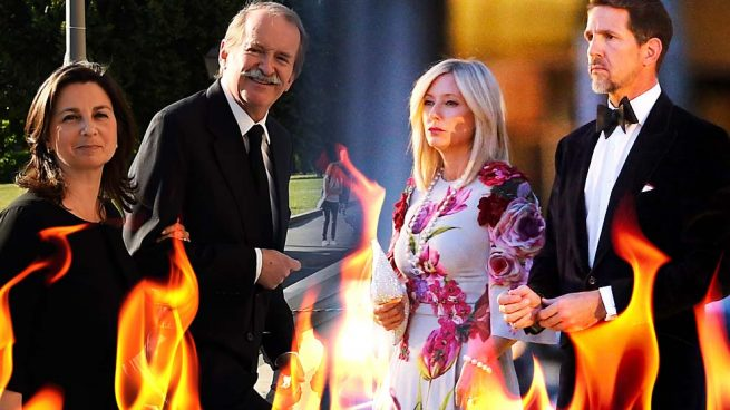 Los duques de Braganza, Pablo de Grecia y Marie Chantal Miller