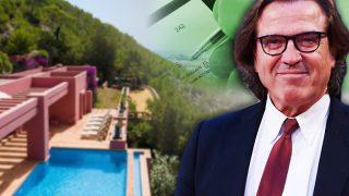 GALERÍA: Descubre la mansión que Pepe Navarro vende en Ibiza
