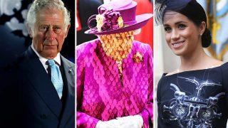 Las teorías más disparatadas sobre la Familia Real británica / LOOK