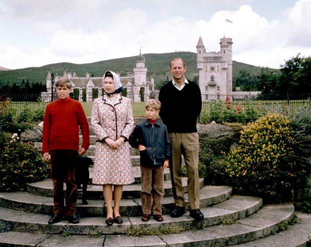 La reina Isabel es fiel a Balmoral / Gtres