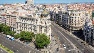 Imagen de archivo de Madrid. / Gtres