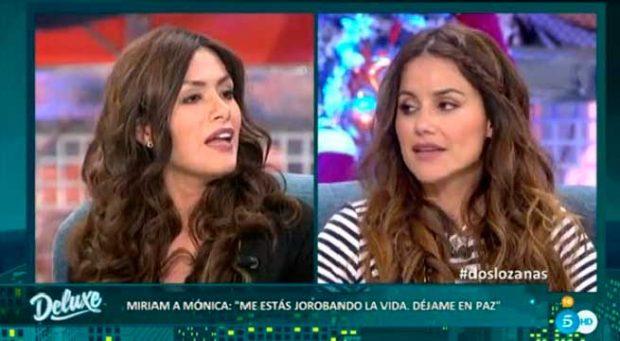 Mónica Hoyos, Miriam Saavedra
