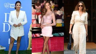 Eva Longoria, Josephine Skriver y Jessica Alba entre las mejores y peores vestidas de la semana / Gtres