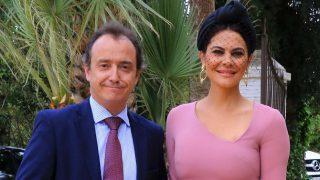 Los detalles de la boda de María José Suárez y Jordi Nieto/ Gtres