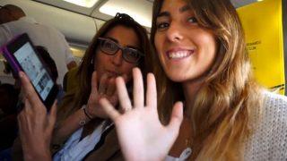 Paz Padilla y su hija Anna Ferrer disfrutan del verano en Formentera/ YouTube