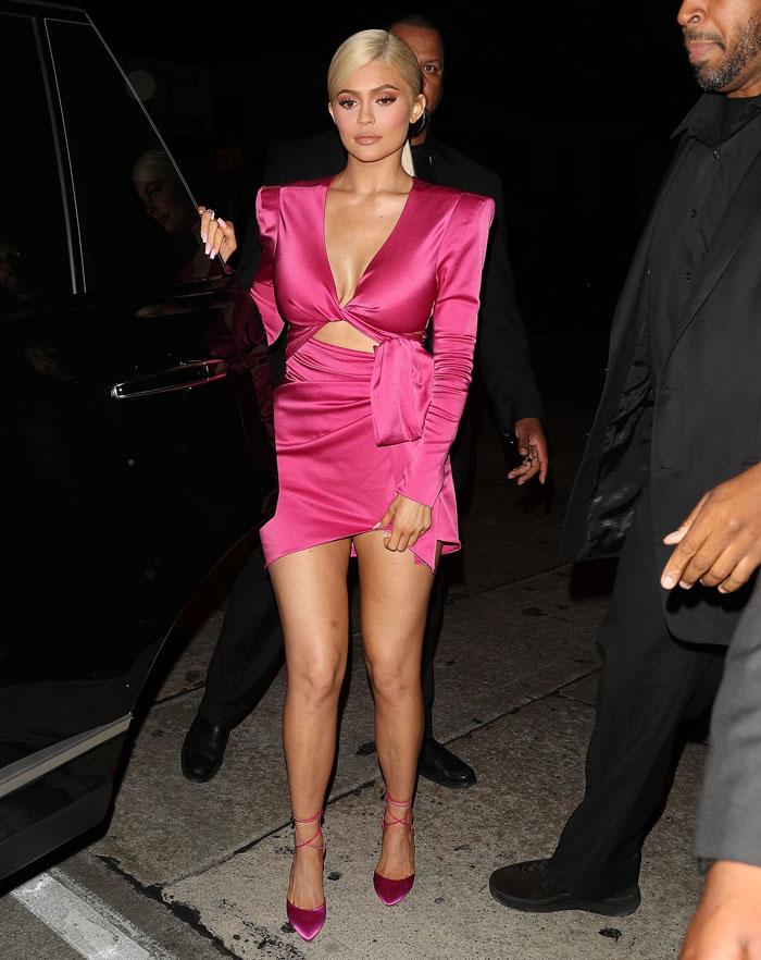 Kylie Jenner Peter Dundas