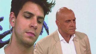 Kiko Matamoros y Diego han protagonizado una de las tardes más tensas de la historia de 'Sálvame'/ Mediaset