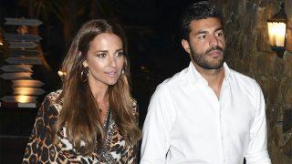 Paula Echevarría, junto a su novio, Miguel Torres / Gtres.