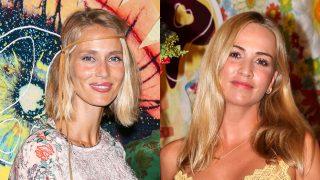Vanesa Lorenzo y Carmen Jordá en la fiesta Flower Power VIP en Ibiza / Gtres
