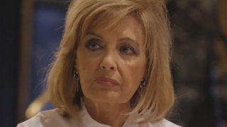 María Teresa sorprende a la audiencia por su malhumor durante el viaje de las Campos a Argentina/ Mediaset