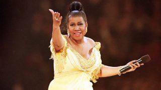 Aretha Franklin en una imagen de 1993/ Gtres
