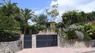 Exterior de la vivienda que Corinna Schumacher ha adquirido en Mallorca /Gtres