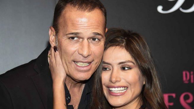 Carlos Lozano y Miriam Saavedra