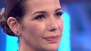Tamara Gorro durante el programa 'Volverte a ver' /Telecinco