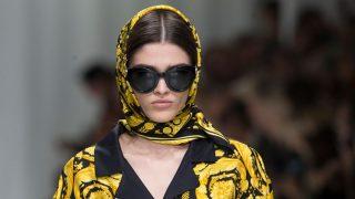 Desfile Versace Colección Primavera/Verano 2018 / Gtres