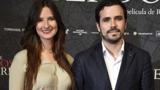 Alberto Garzón y Anna Ruíz esperan la llegada de su bebé en el mes de septiembre/ Gtres