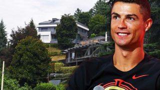 LOOK desvela los detalles de la elección de hogar de Cristiano Ronaldo en Turín