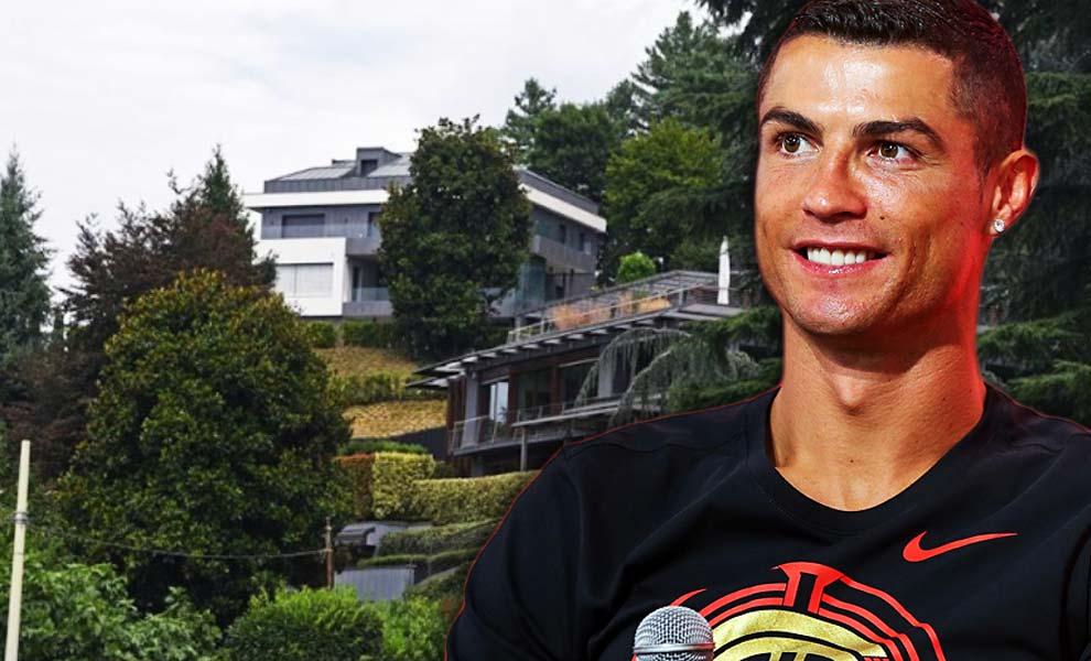 Cristiano Ronaldo en Turín
