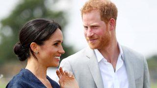 Meghan Markle y el príncipe Harry en una imagen del pasado julio / Gtres