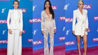 GALERÍA: Los estilismos más arriesgados de los MTV Video Music Awards 2018. / Gtres