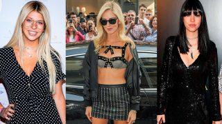 Anita, Chiara y Alejandra, tres 'influencers' de moda / Gtres
