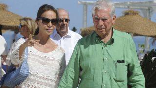 Isabel Preysler y Mario Vargas Llosa, en una foto de archivo / Gtres.