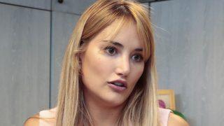 Alba Carrillo pide perdón en las redes sociales/ Gtres