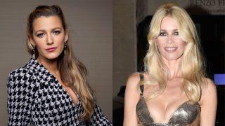 Blake Lively y Claudia Schiffer, dos iconos de moda / Gtres