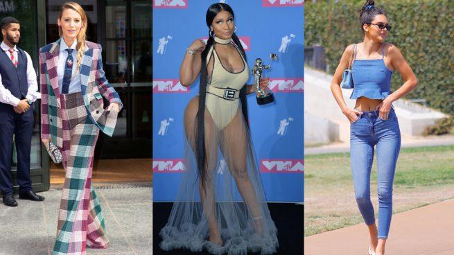 #LookOK vs. #LookKO | Del total denim de Kendall Jenner al tul malentendido de Nicki Minaj