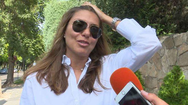La mujer de Manu Tenorio: