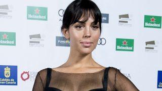 Georgina Rodríguez con un look de más de 4500 € / Gtres
