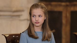 La princesa Leonor, en una imagen de archivo / Gtres.