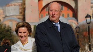 Los reyes Harald y Sonia de Noruega celebran sus bodas de oro / Gtres