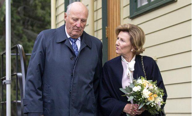 Juan Carlos de España y Harald de Noruega: dos reyes para doña Sofía