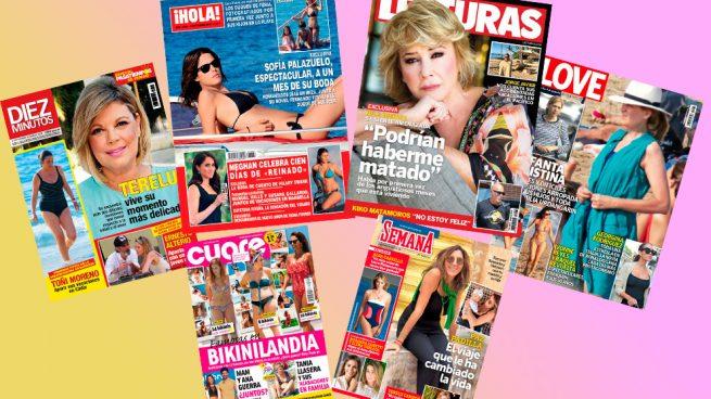 Kiosco, revistas