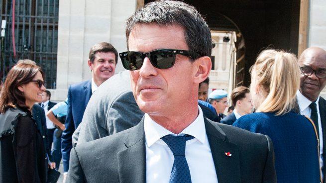 Manuel Valls y Susana Gallardo, vacaciones de pareja en Marbella