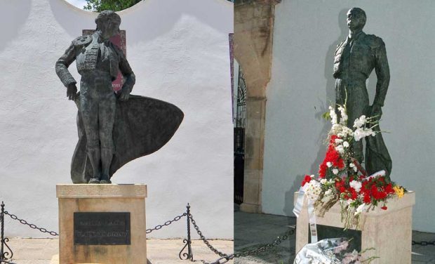 Cayetano y Antonio Ordóñez