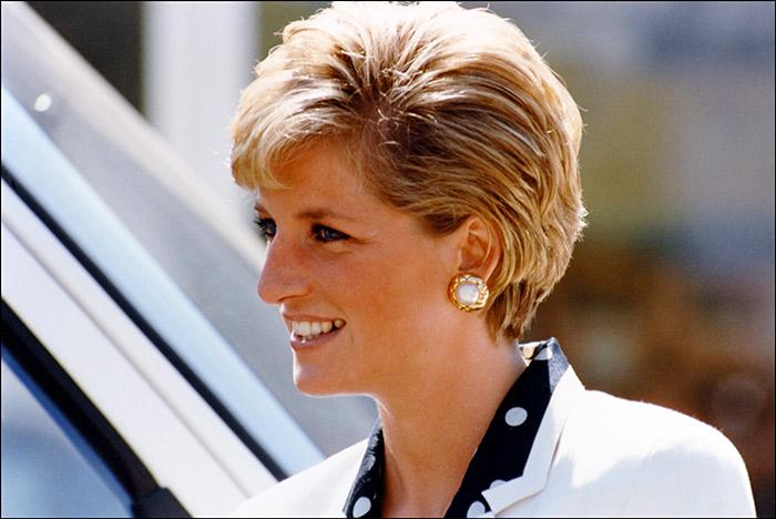 Diana de Gales lady di influencer