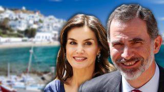 Desvelamos el destino de las vacaciones privadas de los reyes Felipe y Letizia / Gtres