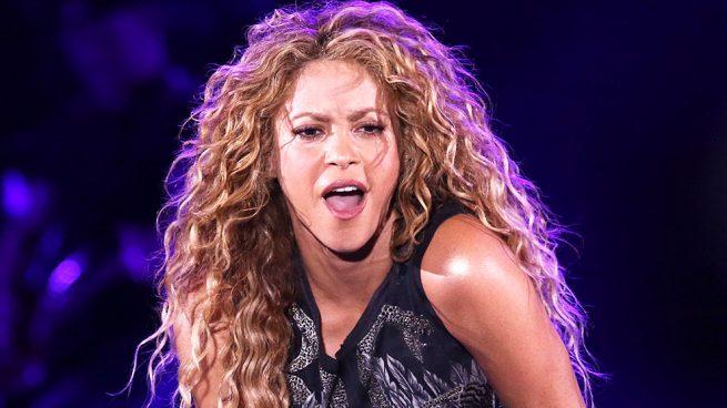 Shakira suspendió concierto en Los Ángeles por enfermedad