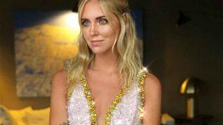 Chiara con un vestido joya de Prada /Instagram
