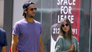 Feliciano López y Sandra Gago,disfrutando de Nueva York, no te pierdas la galería / Gtres.